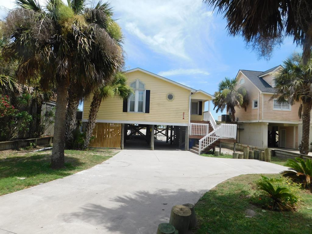 1665 E Ashley Avenue Folly Beach, SC 29439