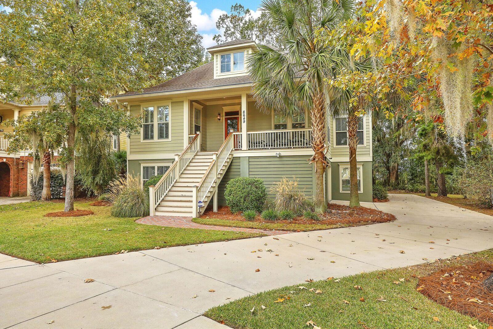 8649 Refuge Point Circle North Charleston, SC 29420