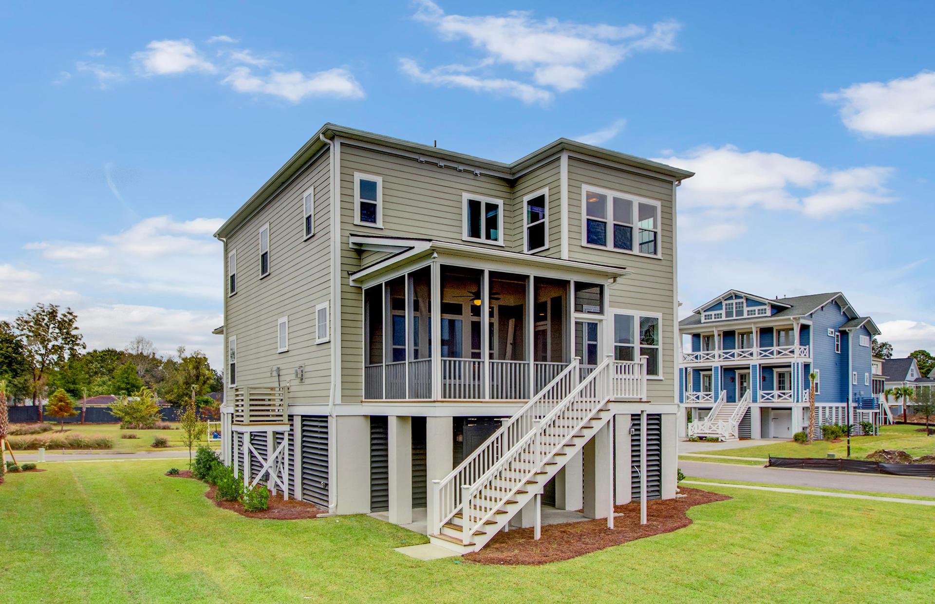 The Oaks Marsh View Homes For Sale - 1139 Kincannon Drive, Mount Pleasant, SC - 20