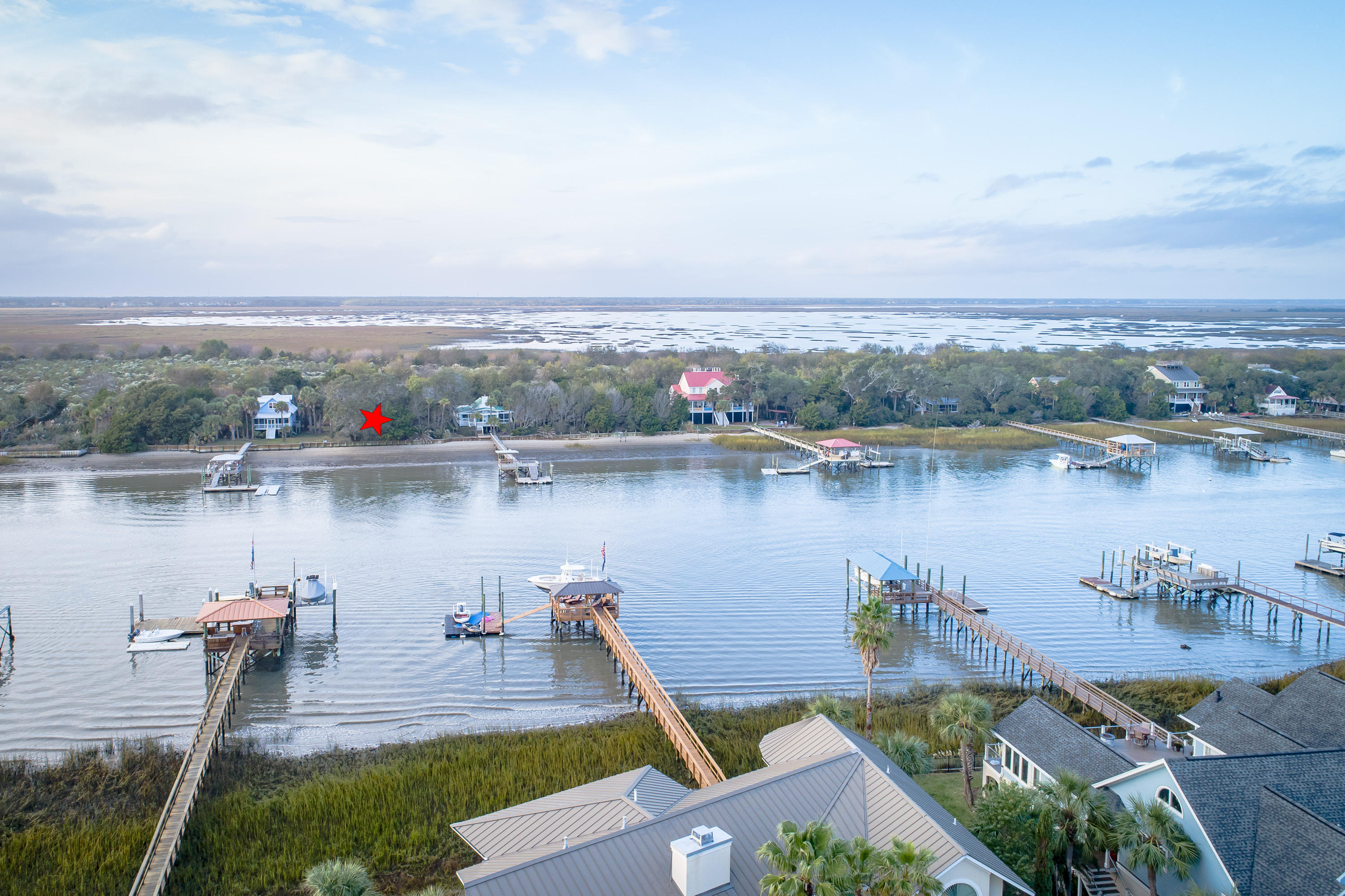 Goat Island Lots For Sale - 0 Buccaneer, Isle of Palms, SC - 1