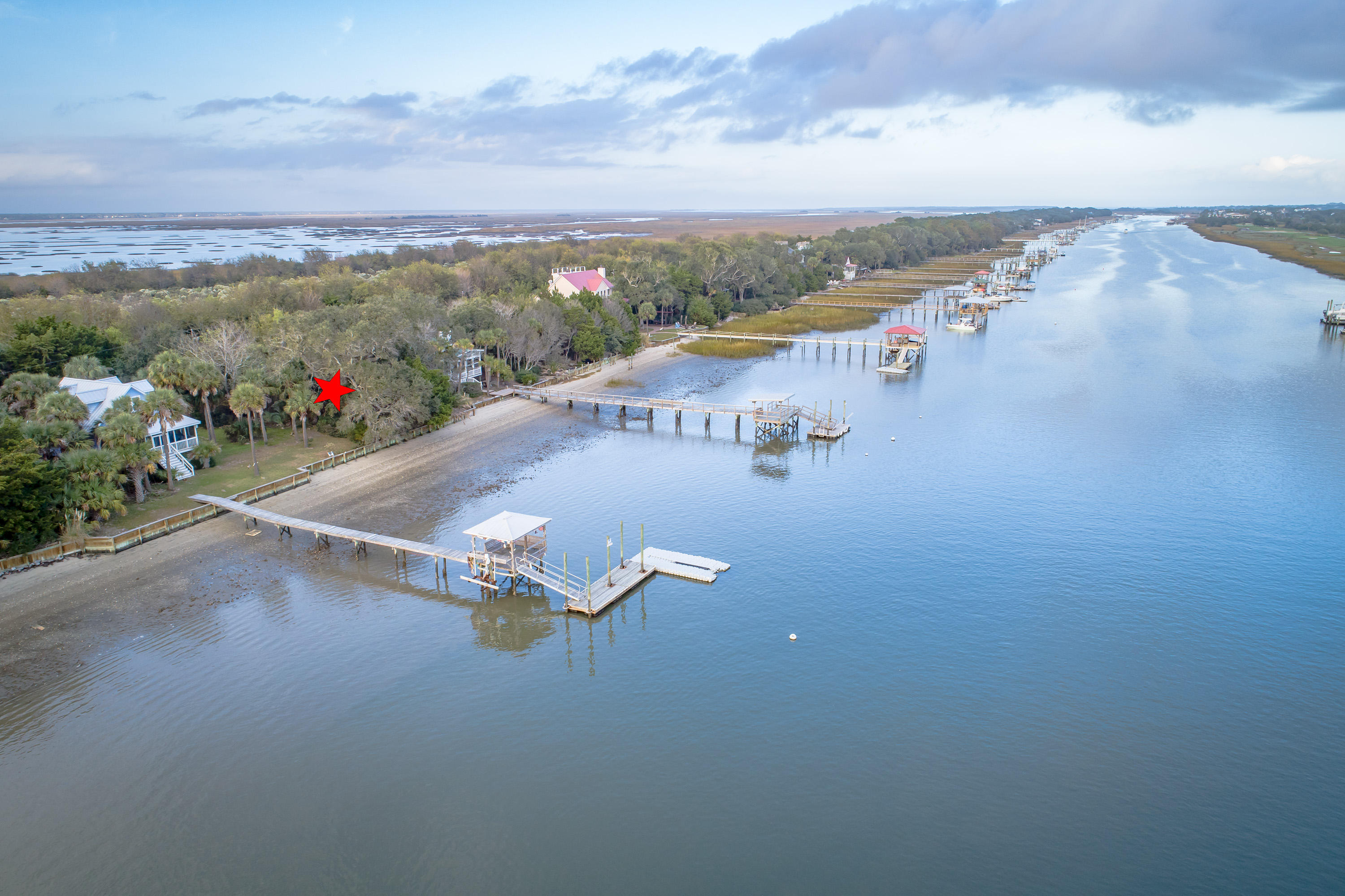 Goat Island Lots For Sale - 0 Buccaneer, Isle of Palms, SC - 2
