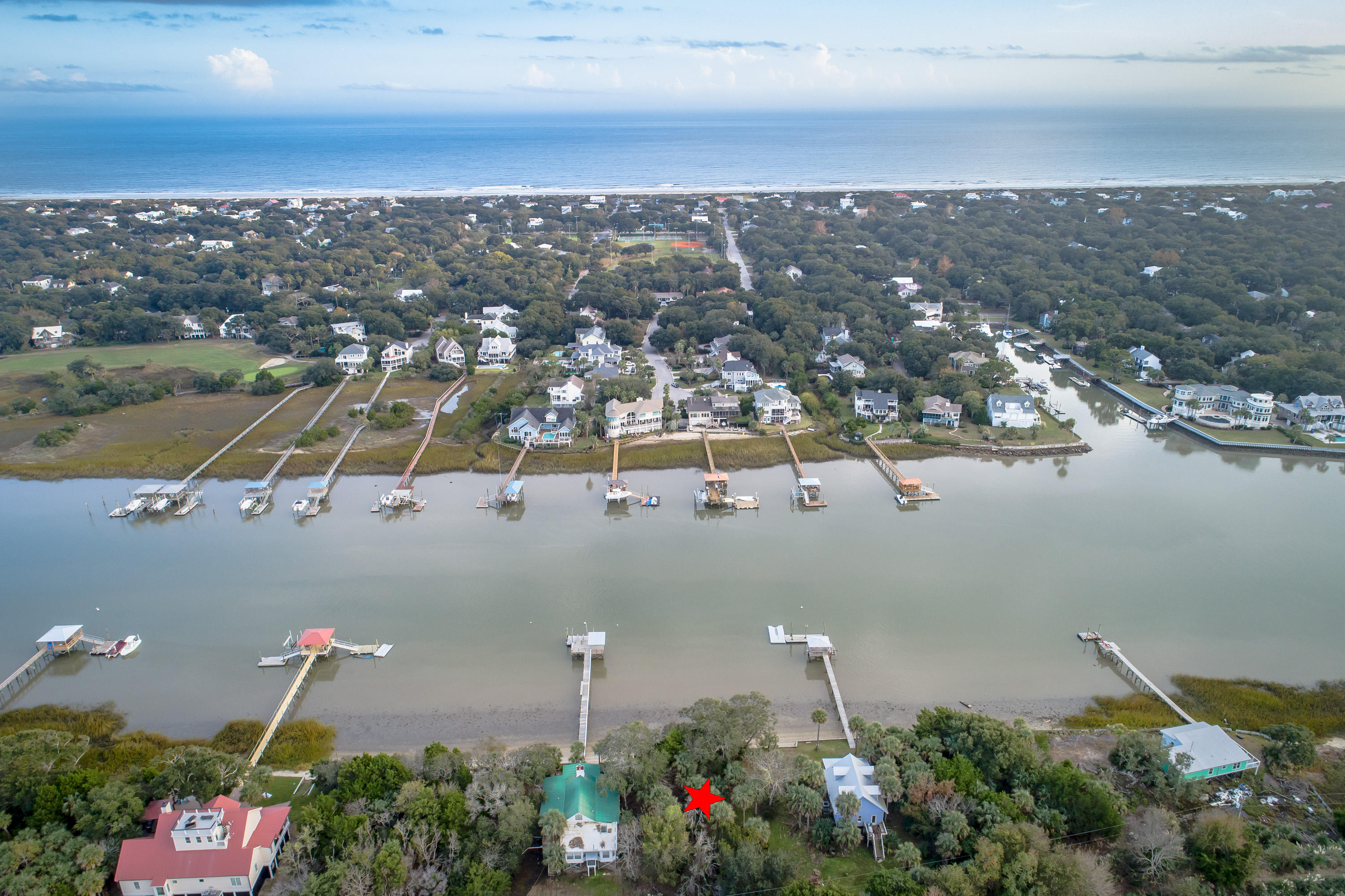 Goat Island Lots For Sale - 0 Buccaneer, Isle of Palms, SC - 4
