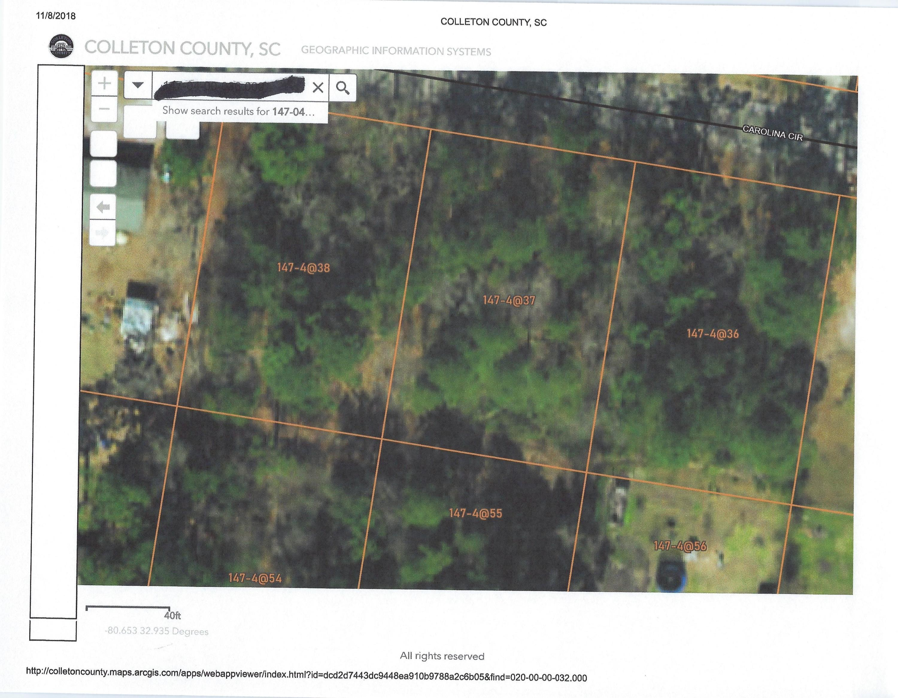 Carolina Circle UNIT Lot 10 Walterboro, SC 29488