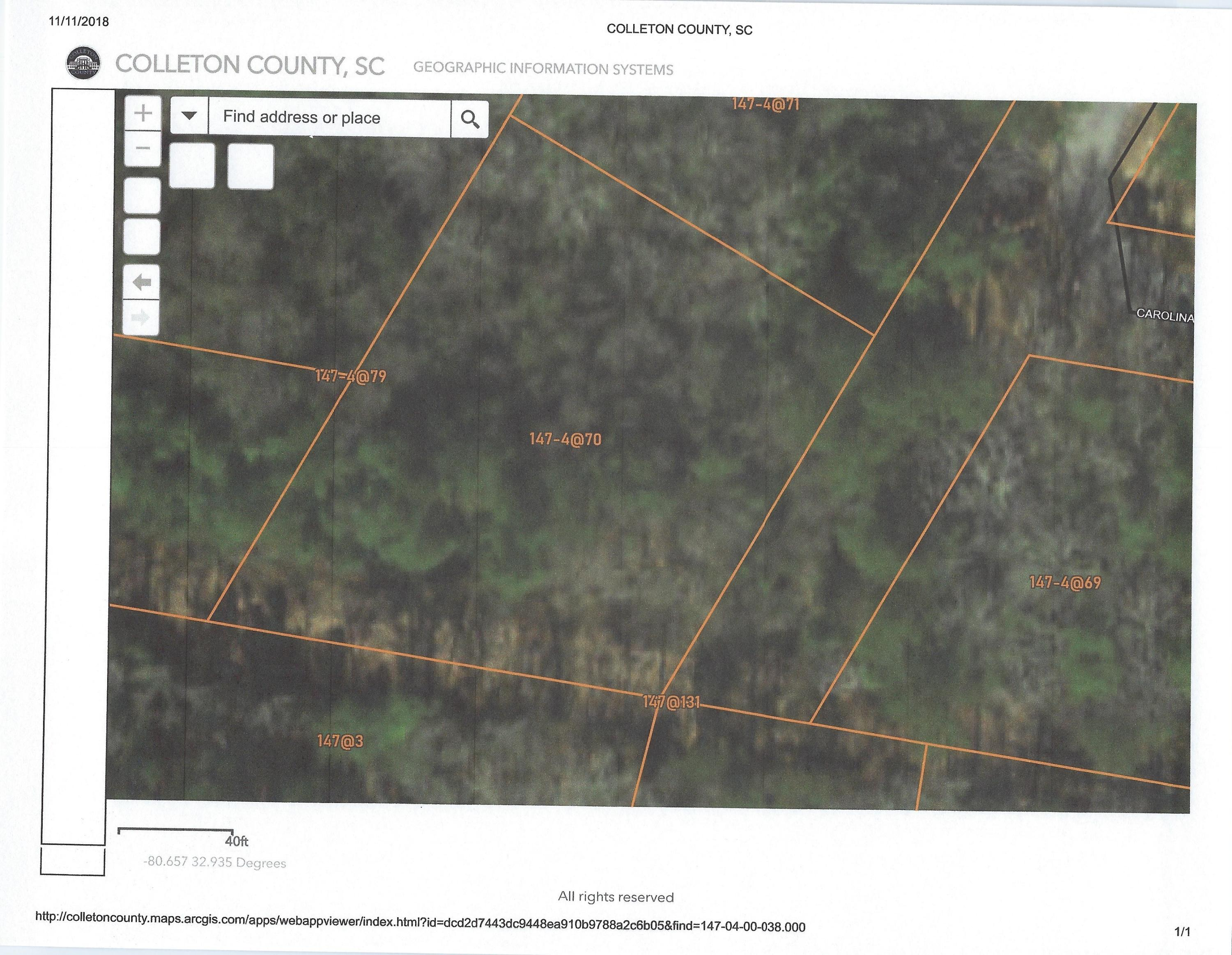 Carolina Circle UNIT Lot 6 Walterboro, SC 29488
