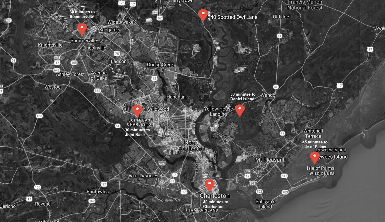 240 Spotted Owl Lane Moncks Corner, SC 29461
