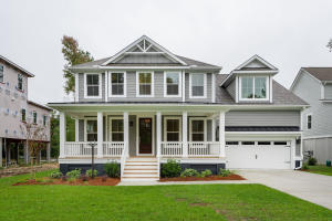 Gorgeous semi-custom home in Wando Point!