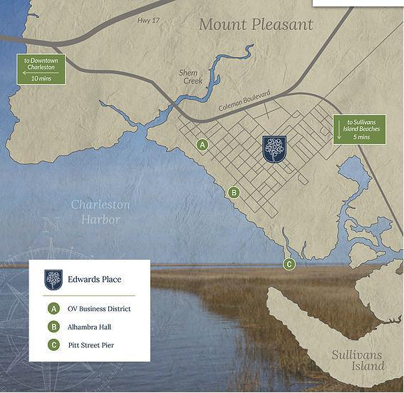 Edwards Place Homes For Sale - 651 Mccants, Mount Pleasant, SC - 4