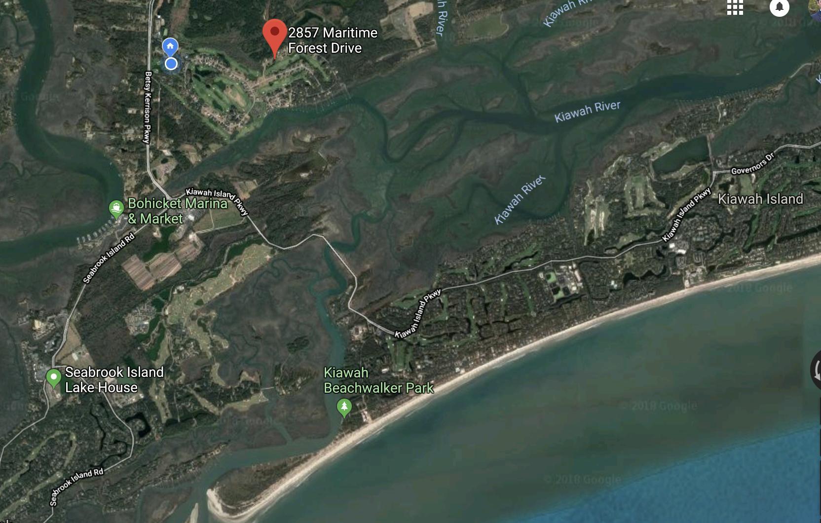 Kiawah River Estates Homes For Sale - 2857 Maritime Forest, Johns Island, SC - 6