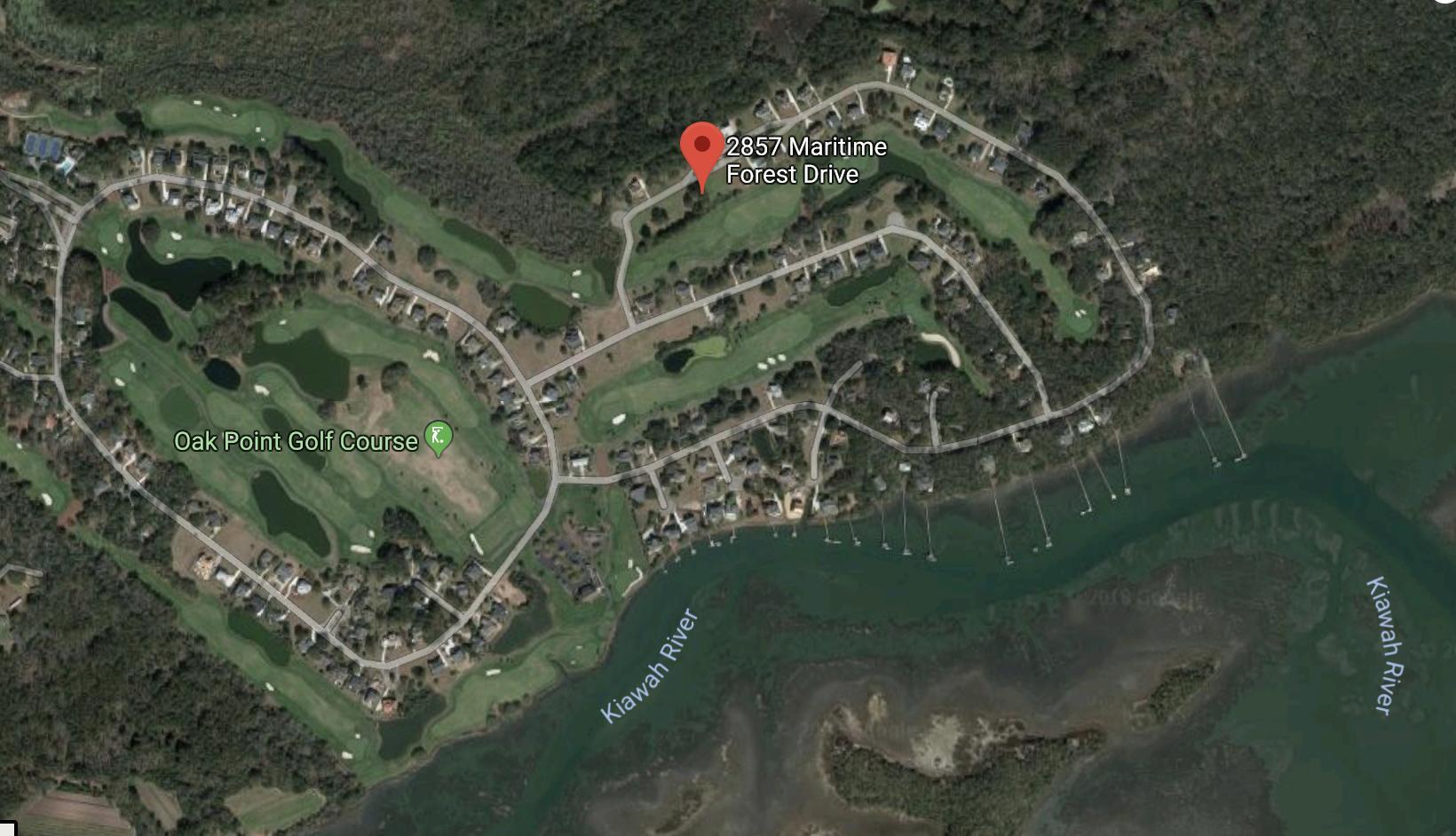 Kiawah River Estates Homes For Sale - 2857 Maritime Forest, Johns Island, SC - 8