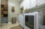 Large, functional utility room
