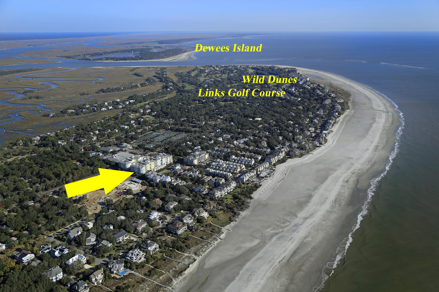 Wild Dunes Homes For Sale - 405/407 B Village At Wild Dunes, Isle of Palms, SC - 24
