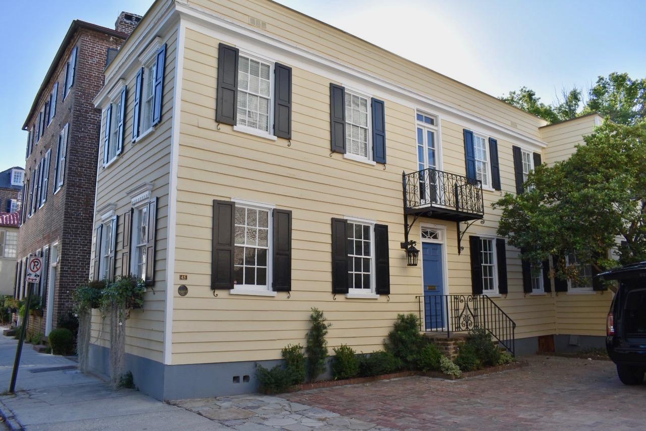 45 Tradd Street Charleston, SC 29401