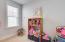 Upstairs office, playroom, or craft room