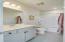 Full bath in guest suite