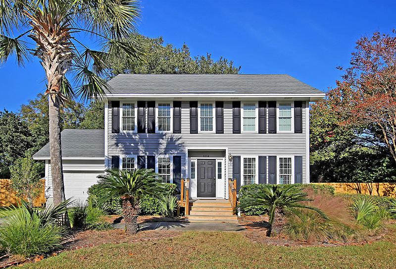 1514 Hidden Bridge Drive Mount Pleasant, SC 29464