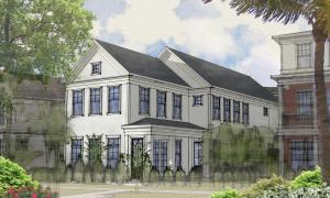 Front Elevation - artist rendering subject to change