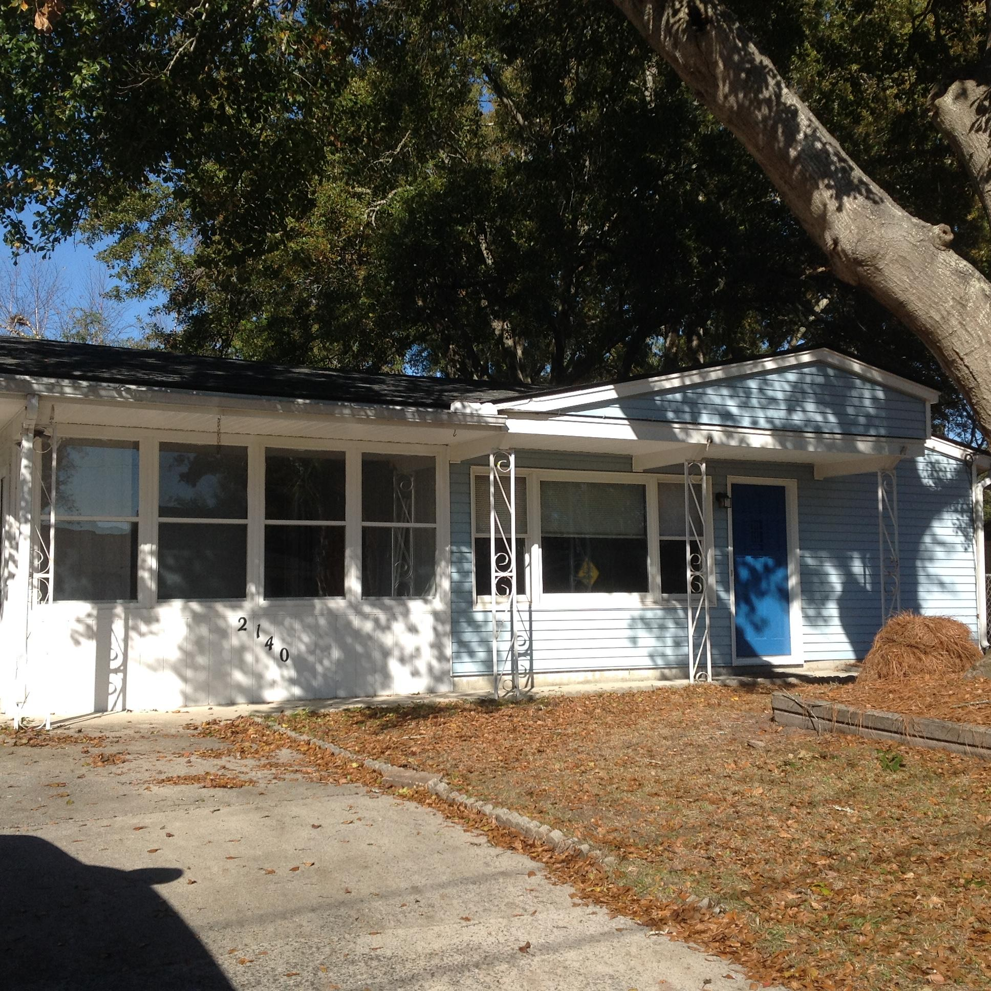 2140 Barbour Drive Charleston, SC 29414