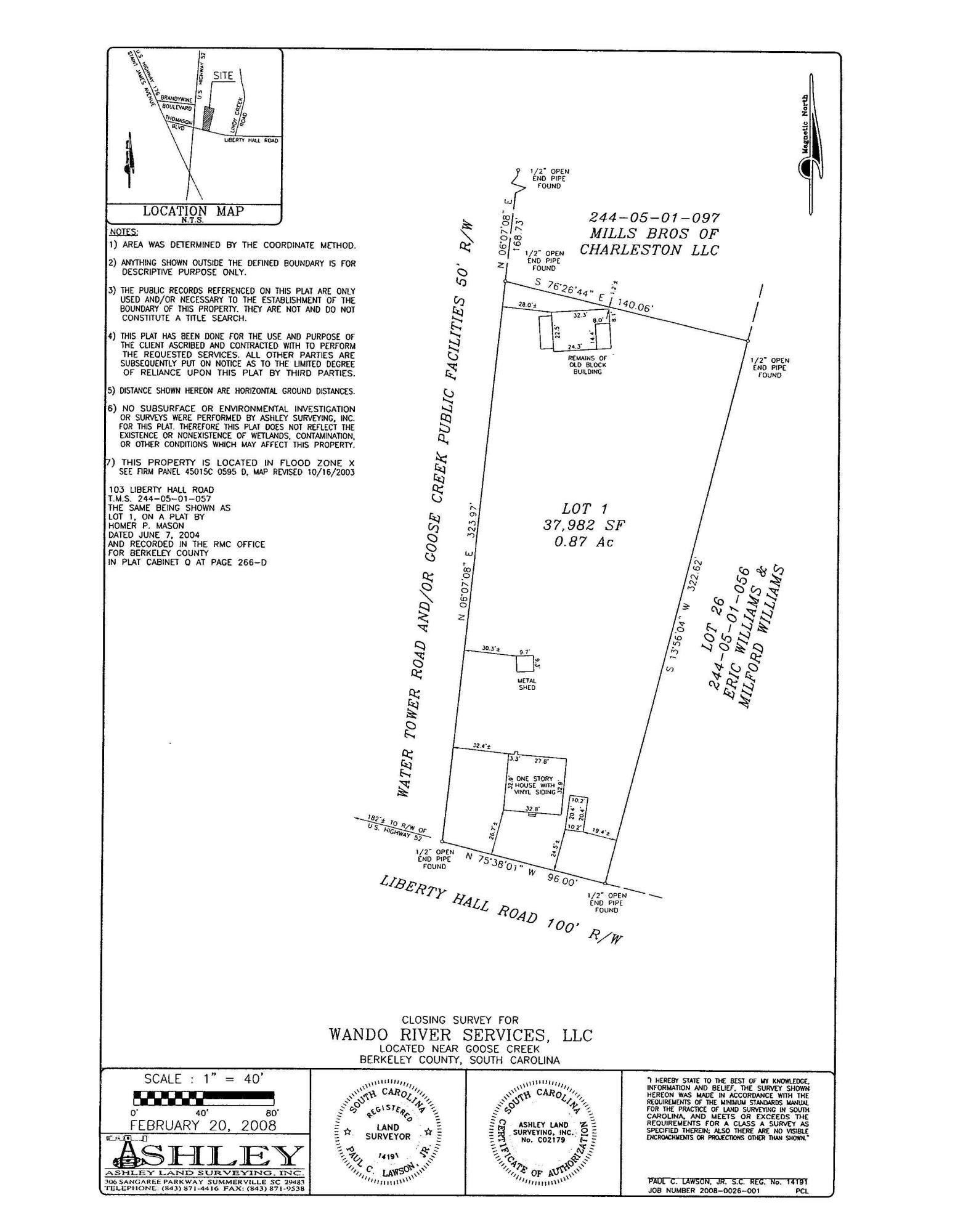 103 Liberty Hall Road Goose Creek, SC 29445