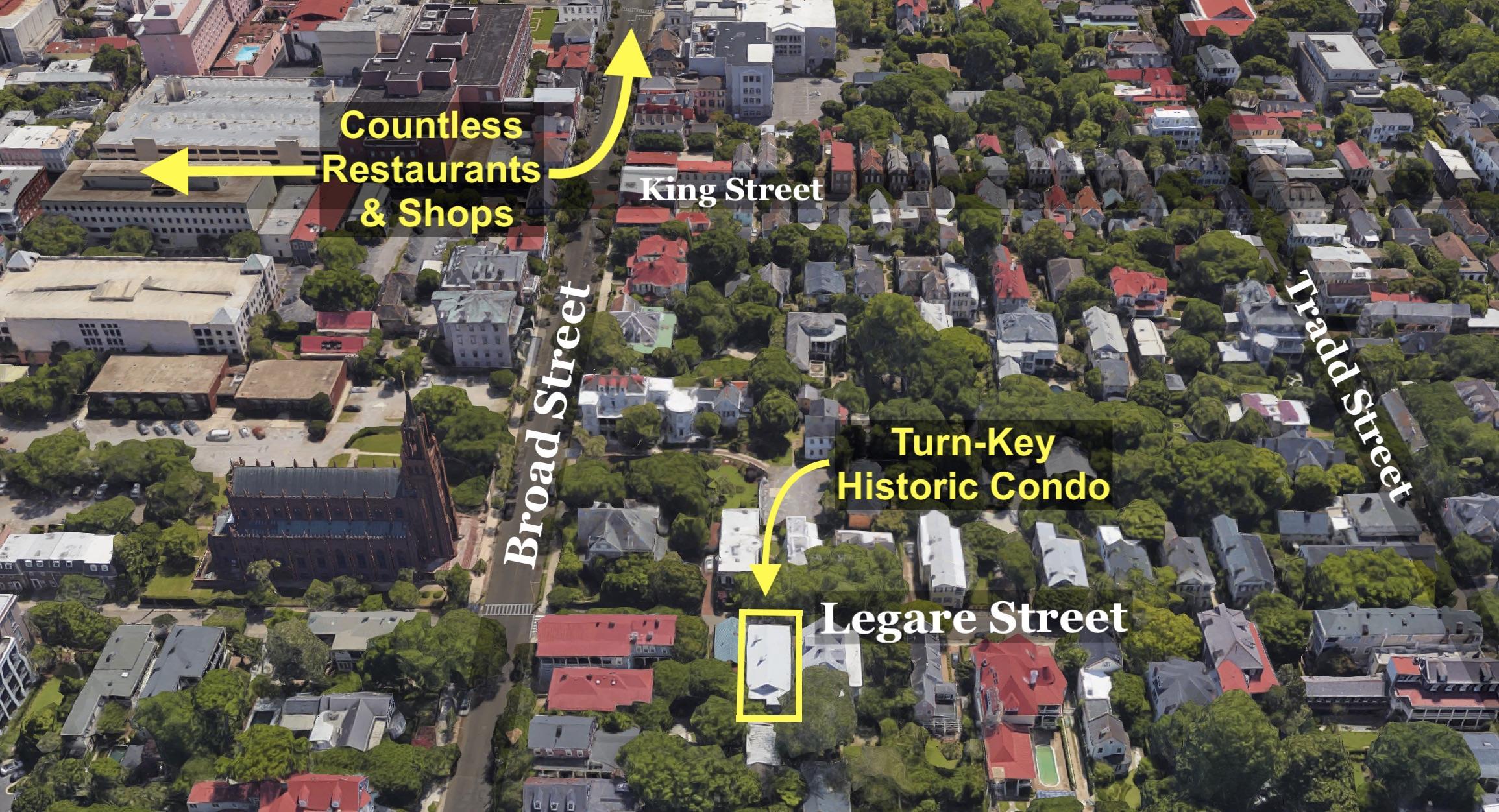57 Legare Street Charleston, SC 29401