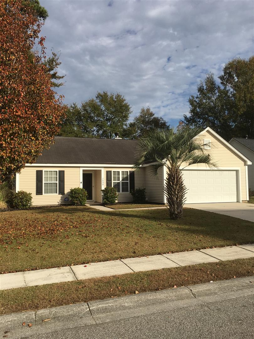 2459 Cotton Creek Drive Mount Pleasant, SC 29466
