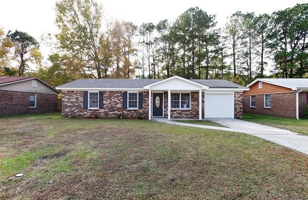 125 Pine Grove Drive North Charleston, SC 29420