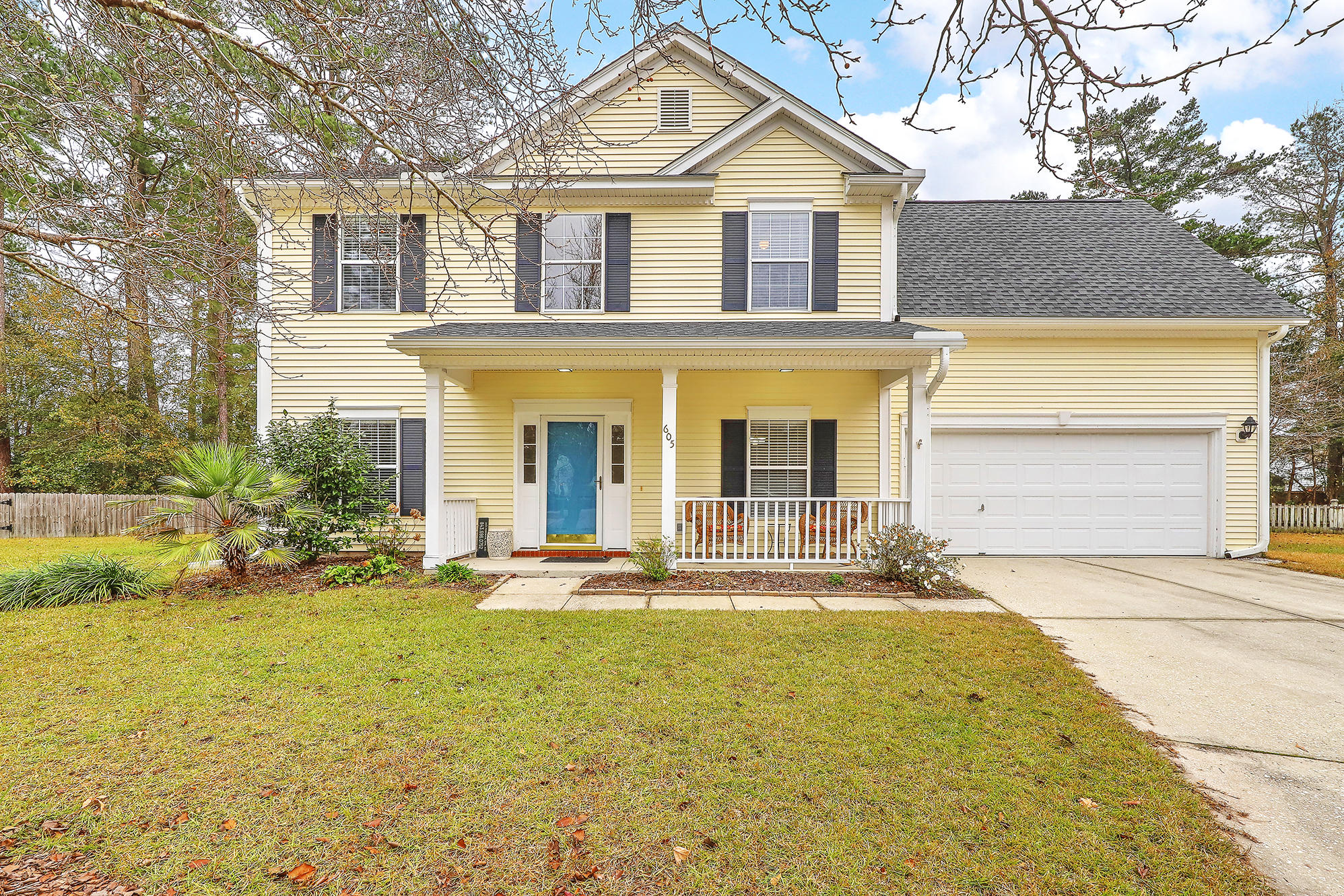 605 Leaning Pin Court Summerville, SC 29485