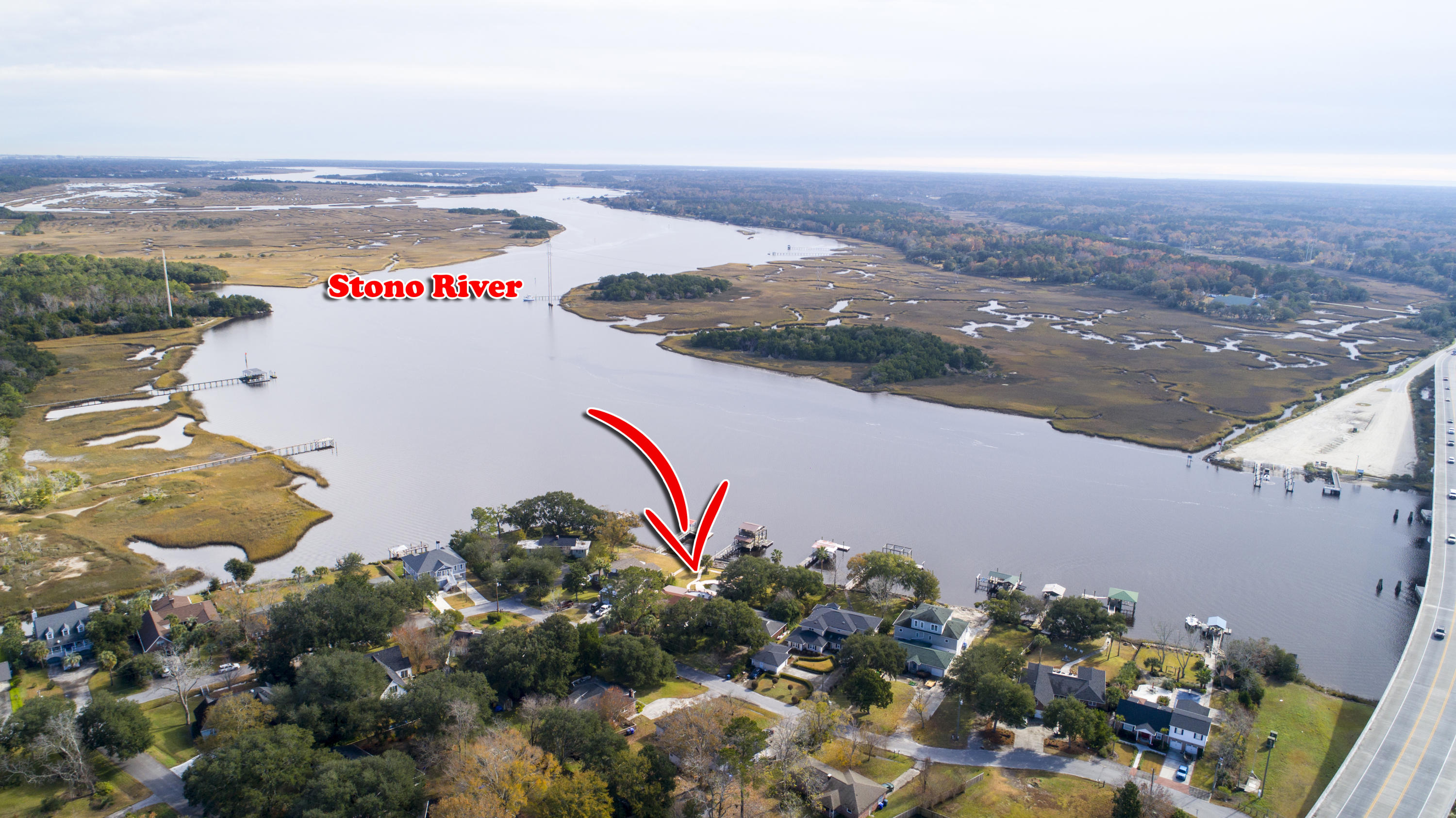 3537 Old Ferry Road Johns Island, SC 29455