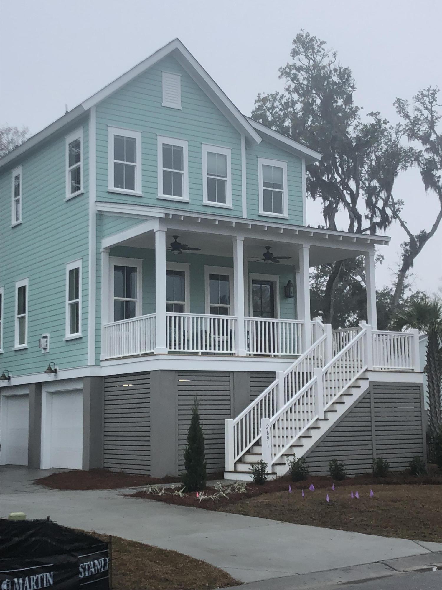 2691 Colonel Harrison Drive Johns Island, SC 29455