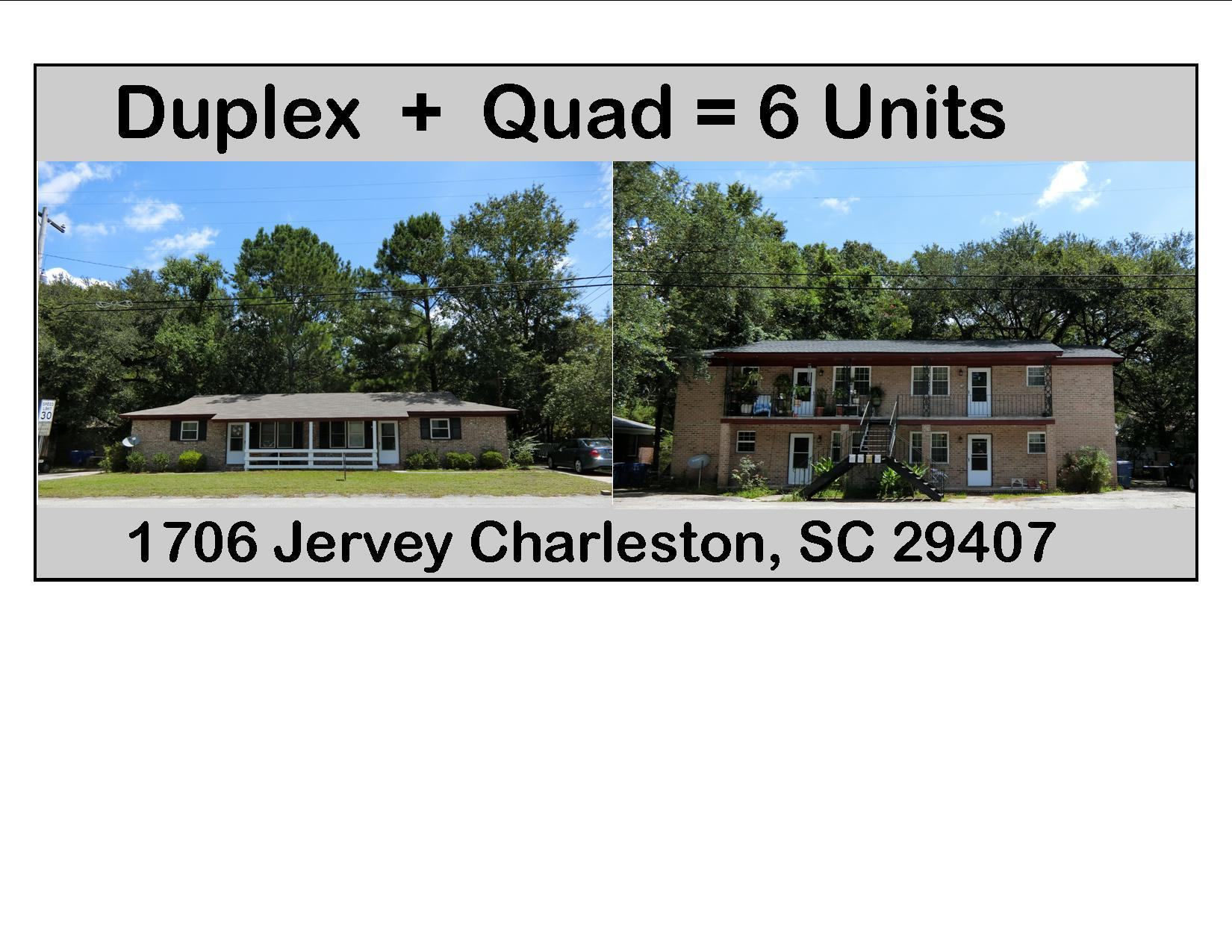 1706 Jervey Avenue Charleston, SC 29407