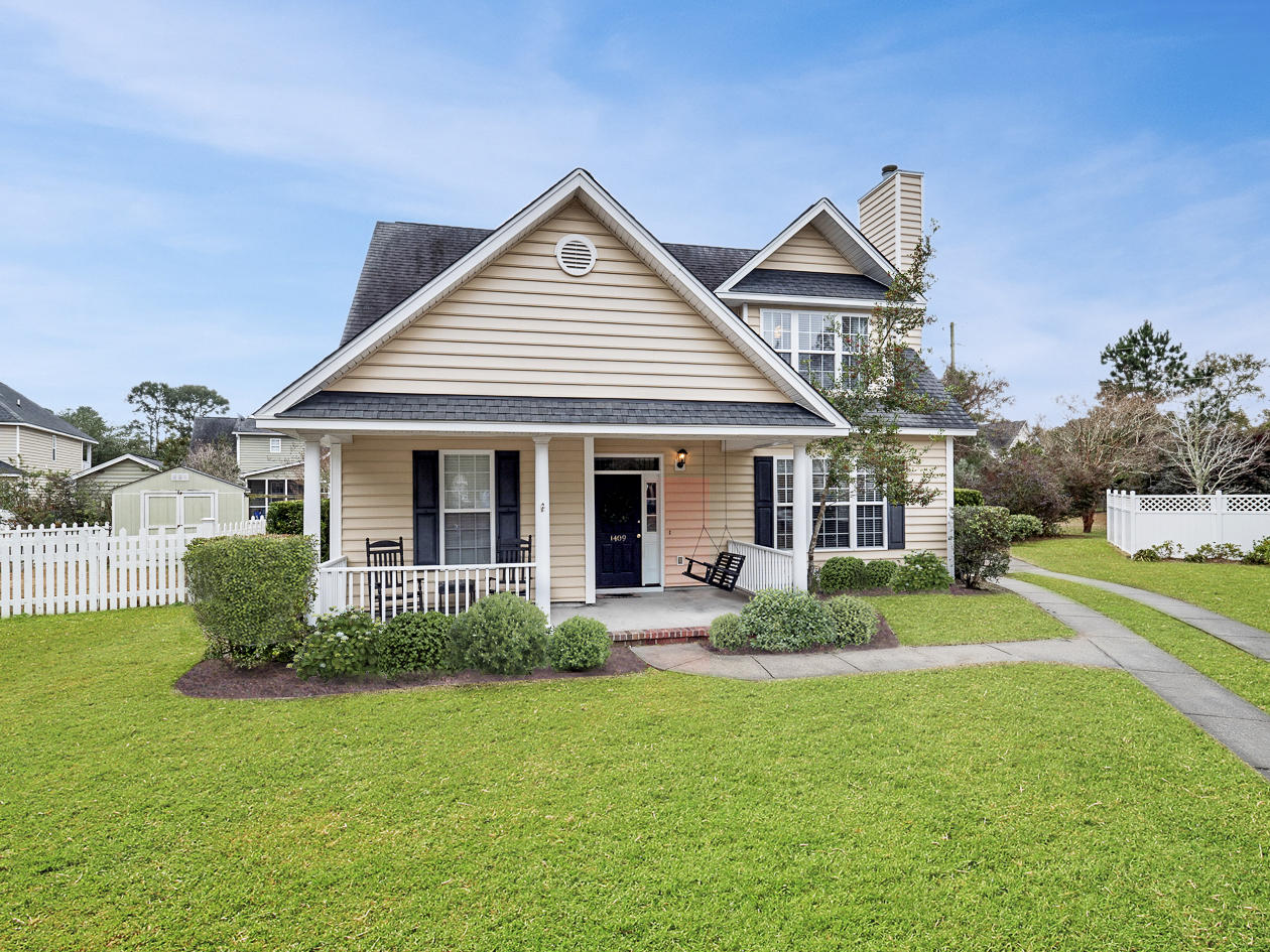 1409 Crooked Pine Drive Mount Pleasant, SC 29466