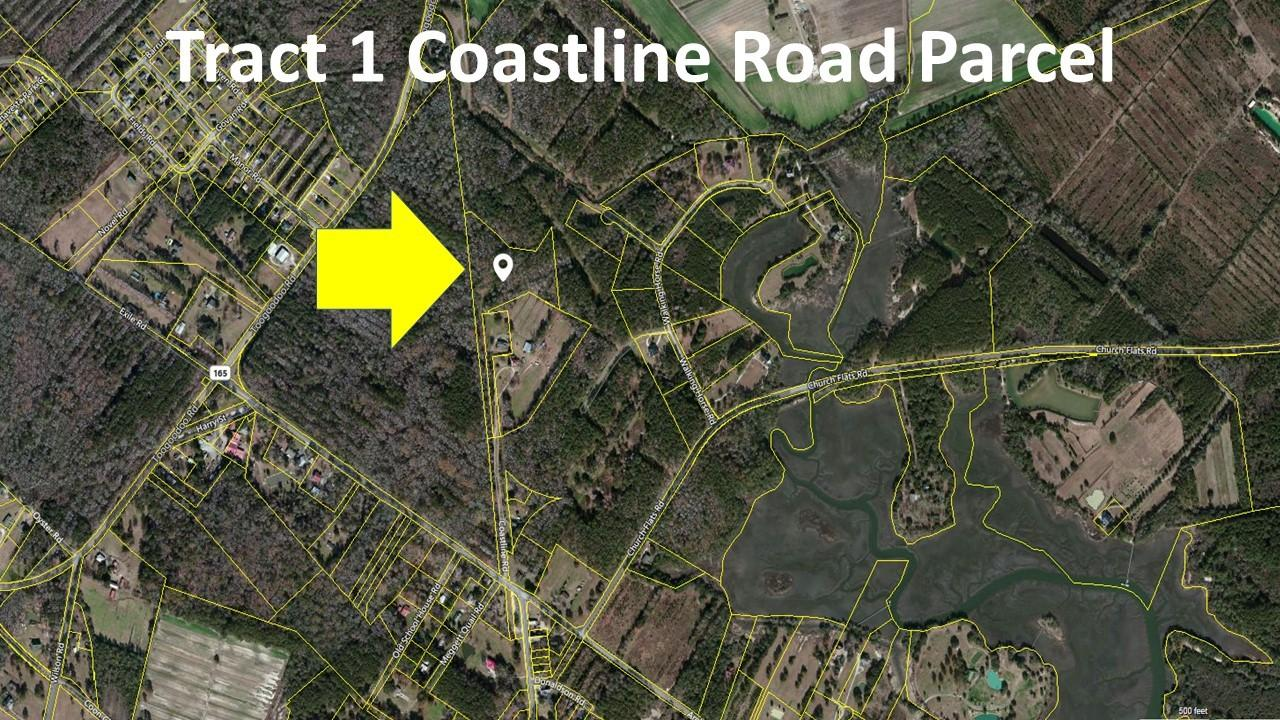 Coastline Road Meggett, SC 29449