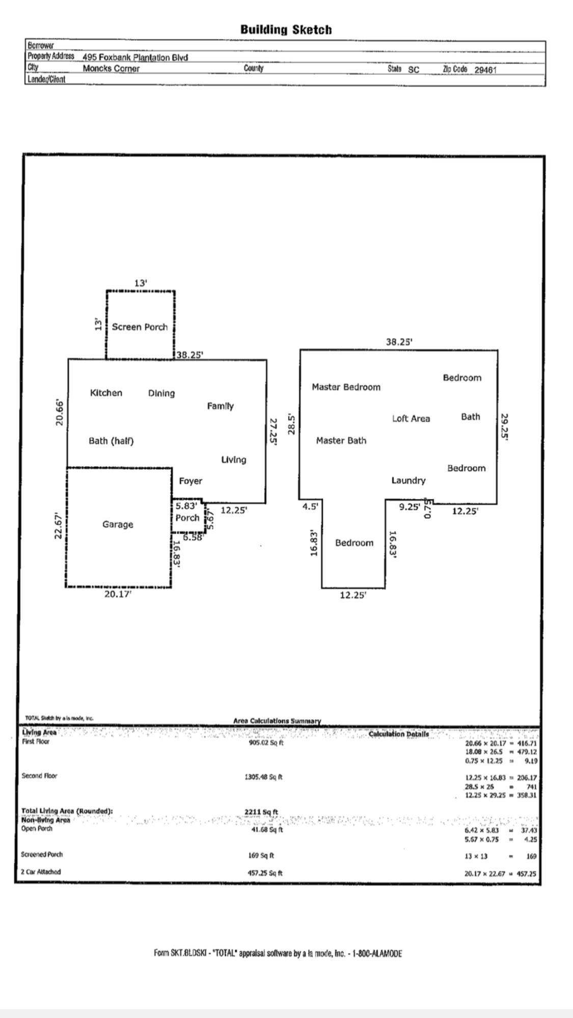 495 Foxbank Plantation Boulevard Moncks Corner, SC 29461
