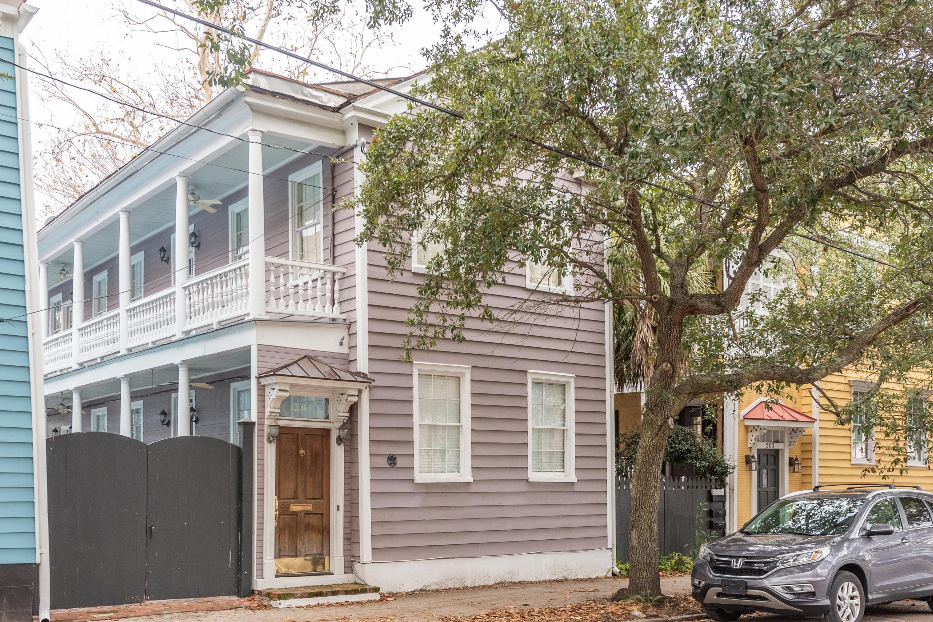 201 Rutledge Avenue Charleston, SC 29403