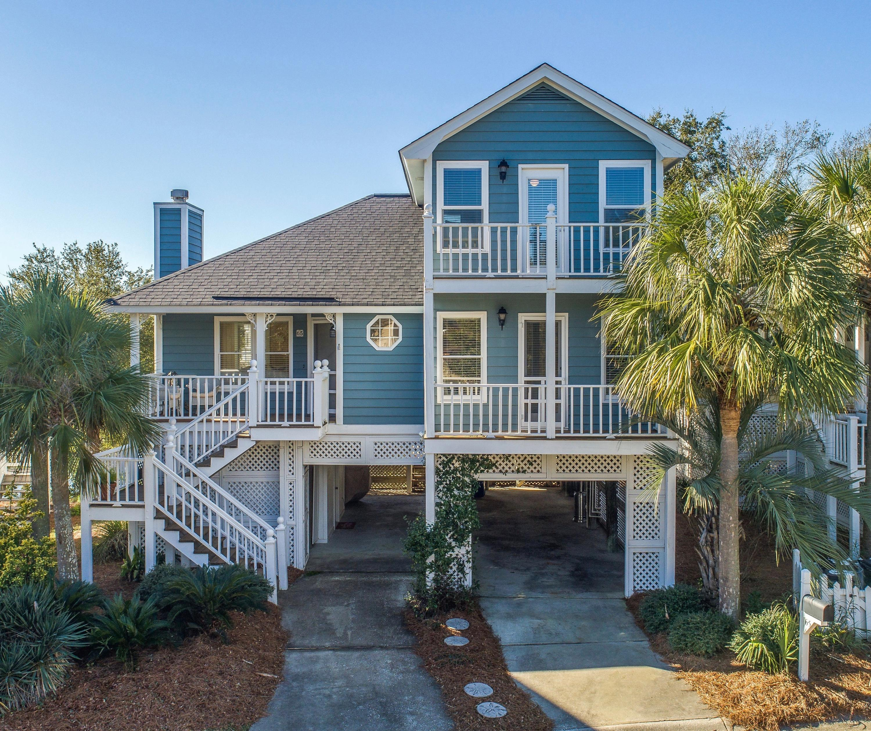 65 Fairway Dunes Lane Isle Of Palms, Sc 29451
