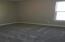 Secondary back bedroom