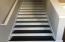 Hardwood stair treds
