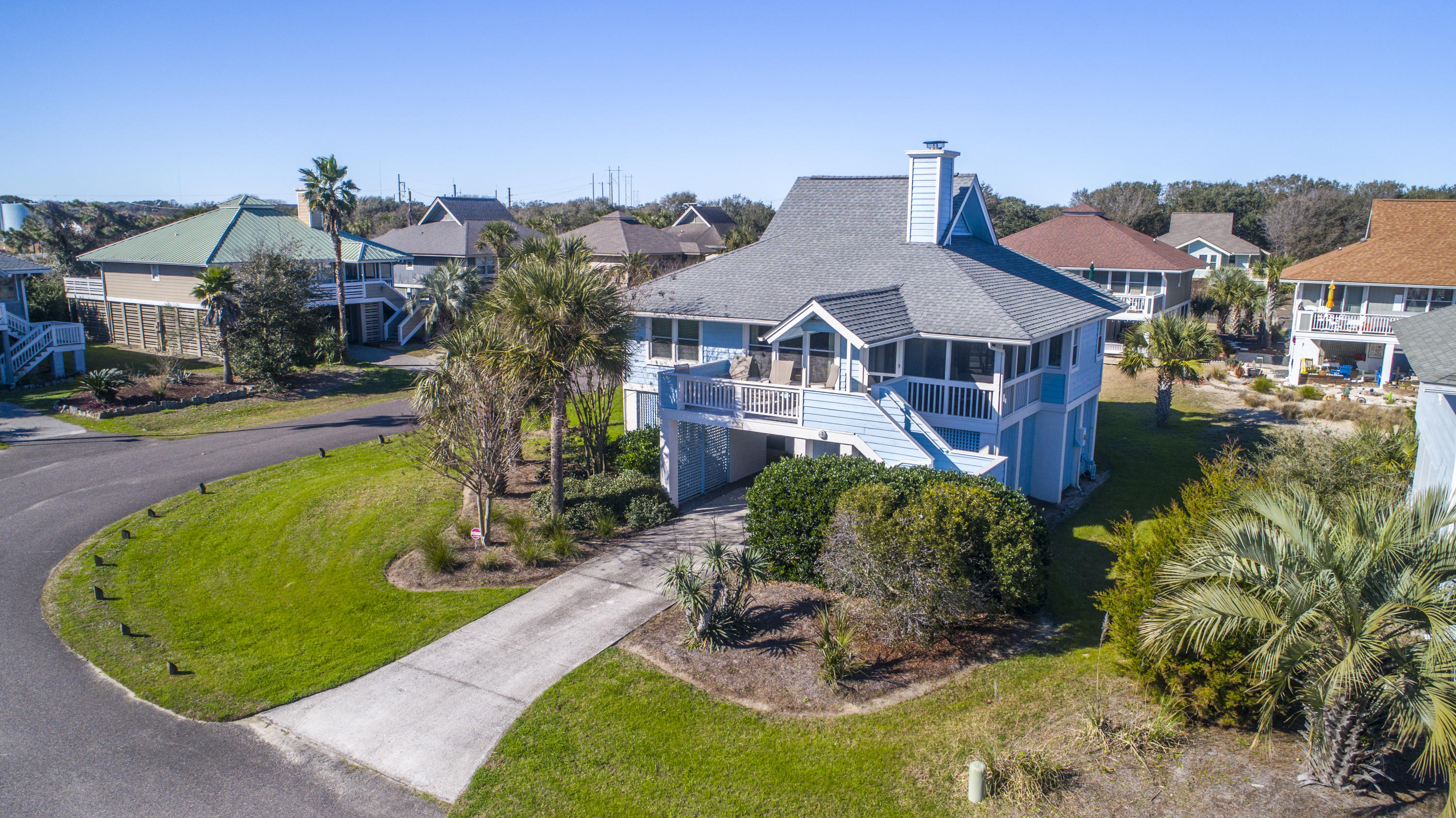 21 Beachside Drive Isle Of Palms, SC 29451