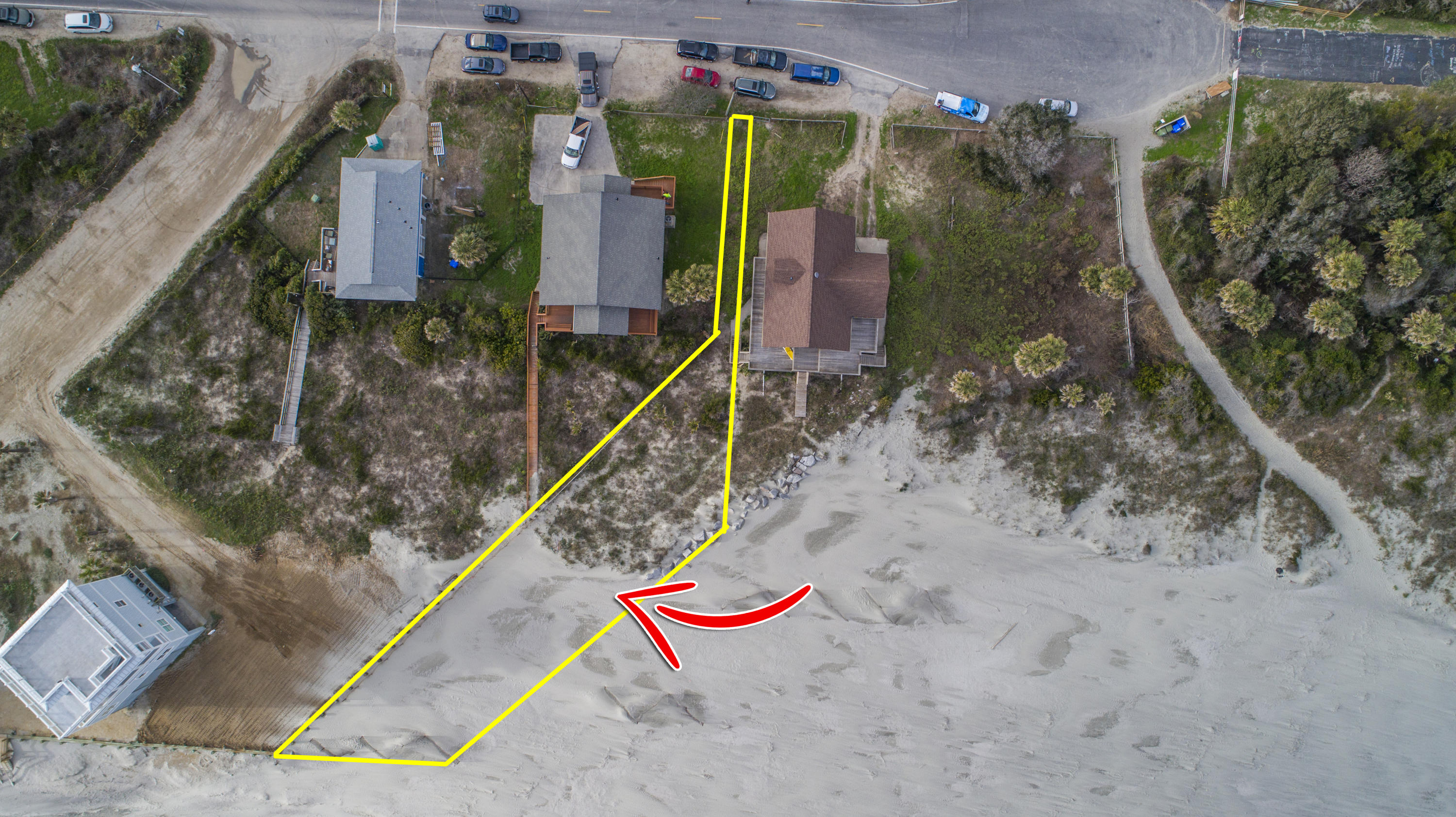 1735 E Ashley Avenue Folly Beach, SC 29439
