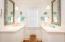 2nd story shared bath
