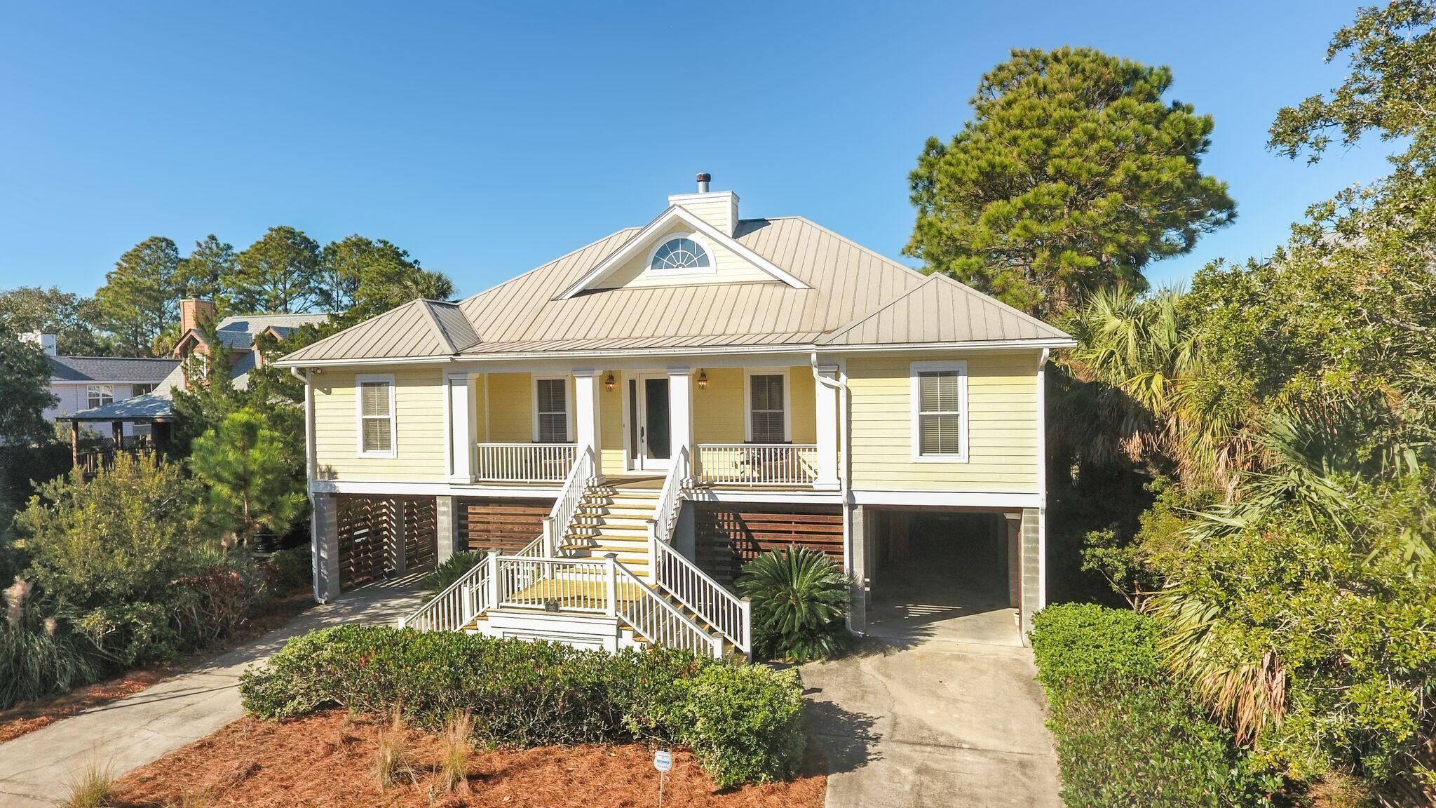 510 W Beach Court Folly Beach, SC 29439