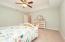 Similar Hillsborough II Master Bedroom, Another View (Model Home)