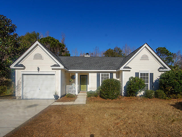 2544 Palmetto Hall Boulevard Mount Pleasant, SC 29466