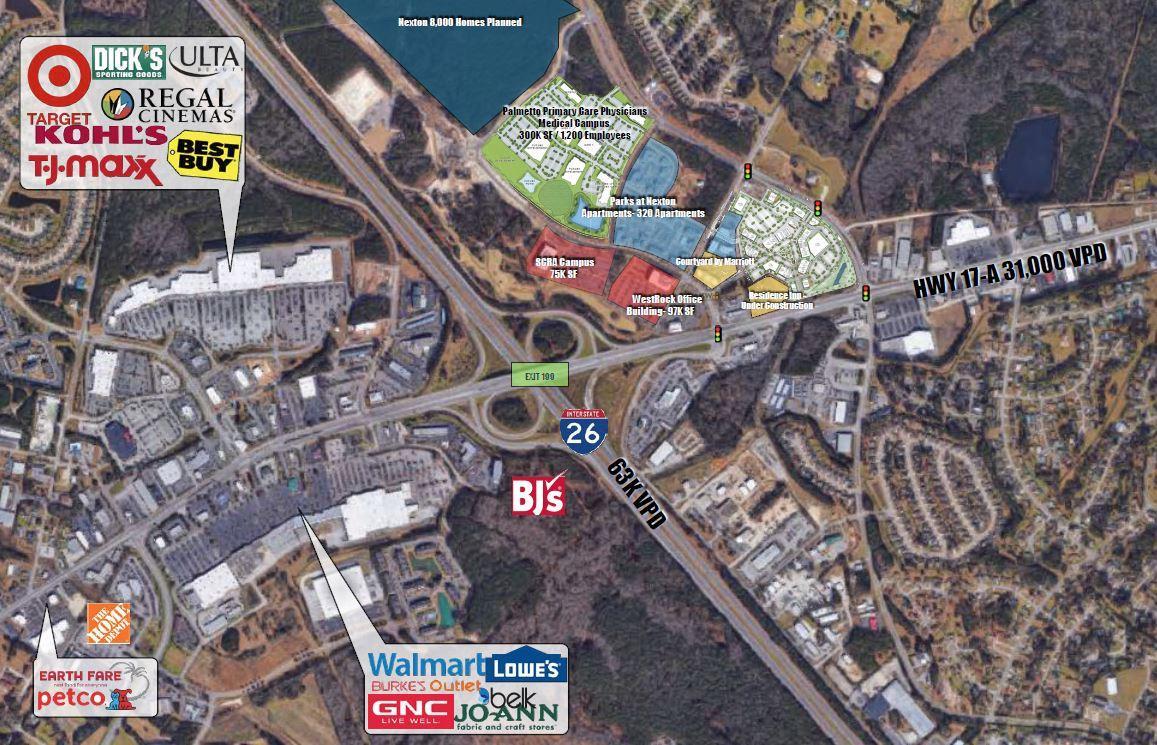 485 Courtland Drive Summerville, SC 29486