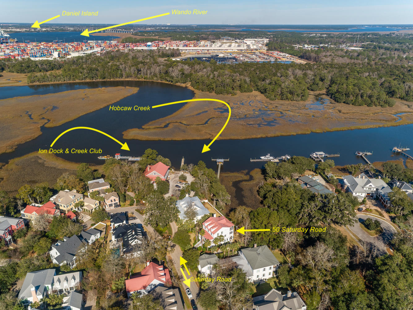 Ion Homes For Sale - 50 Saturday, Mount Pleasant, SC - 13