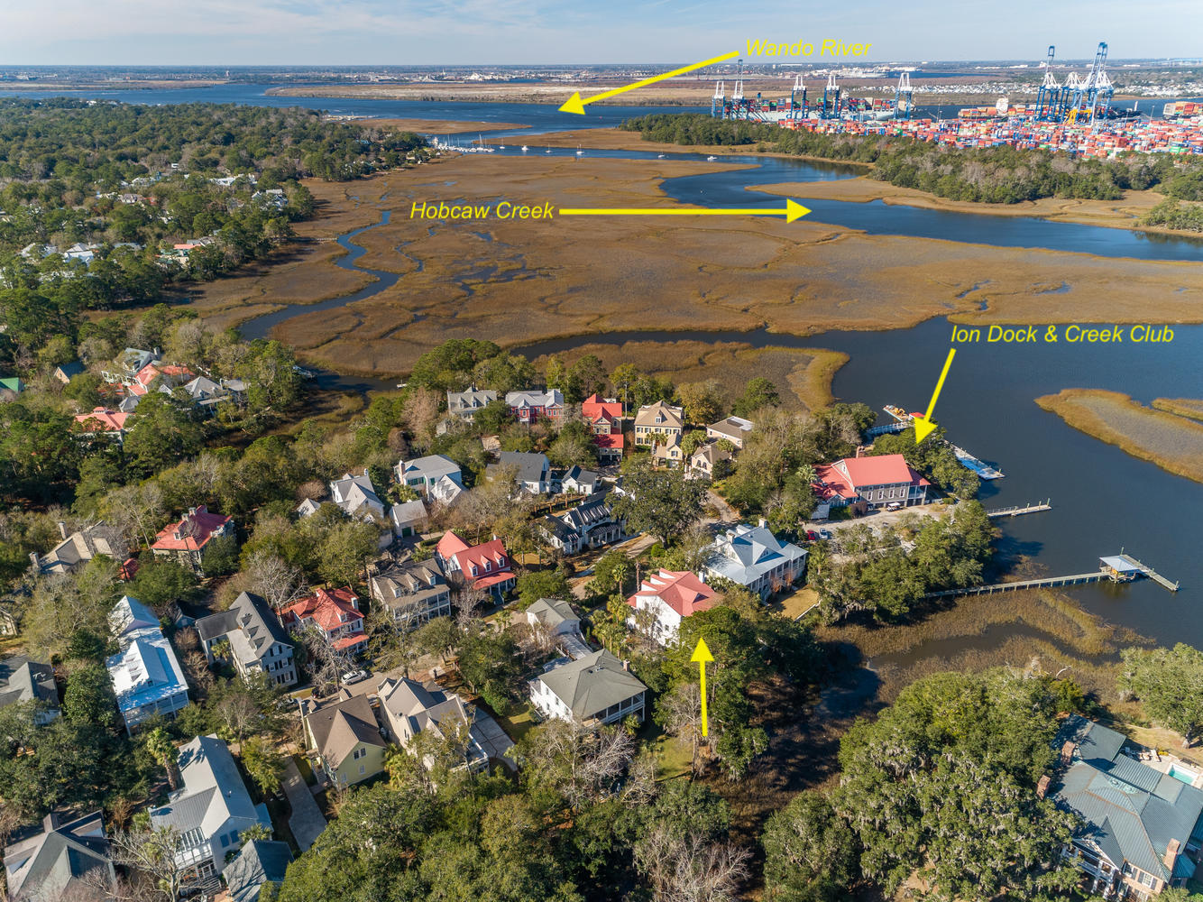 Ion Homes For Sale - 50 Saturday, Mount Pleasant, SC - 9