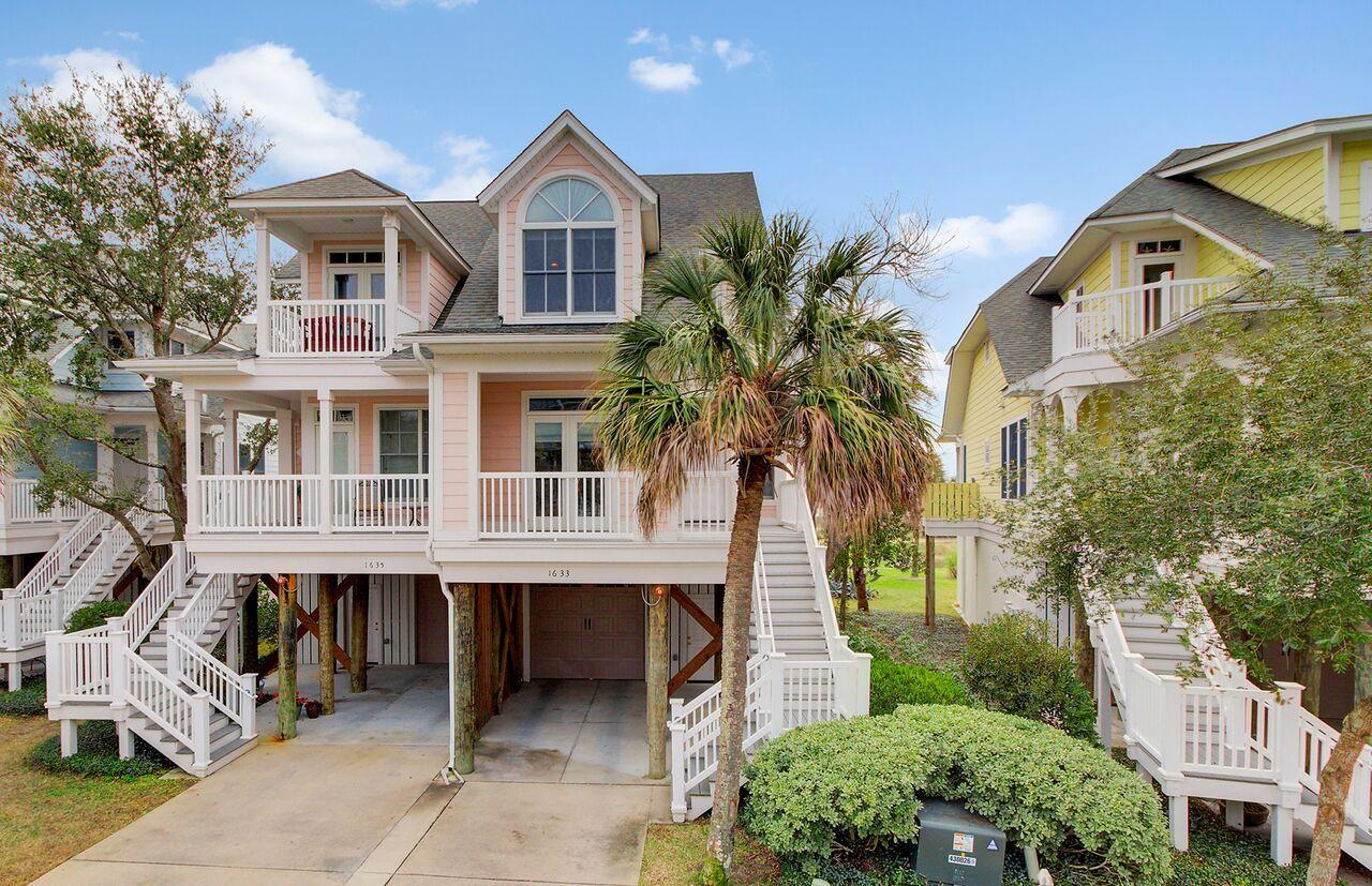 1633 D-2 Folly Creek Way Charleston, Sc 29412