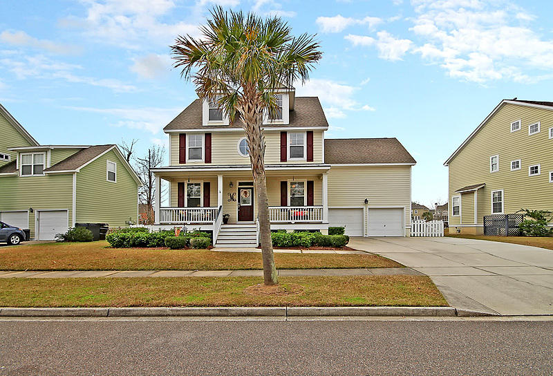 Rivertowne On The Wando Homes For Sale - 2255 Sandy Point, Mount Pleasant, SC - 29