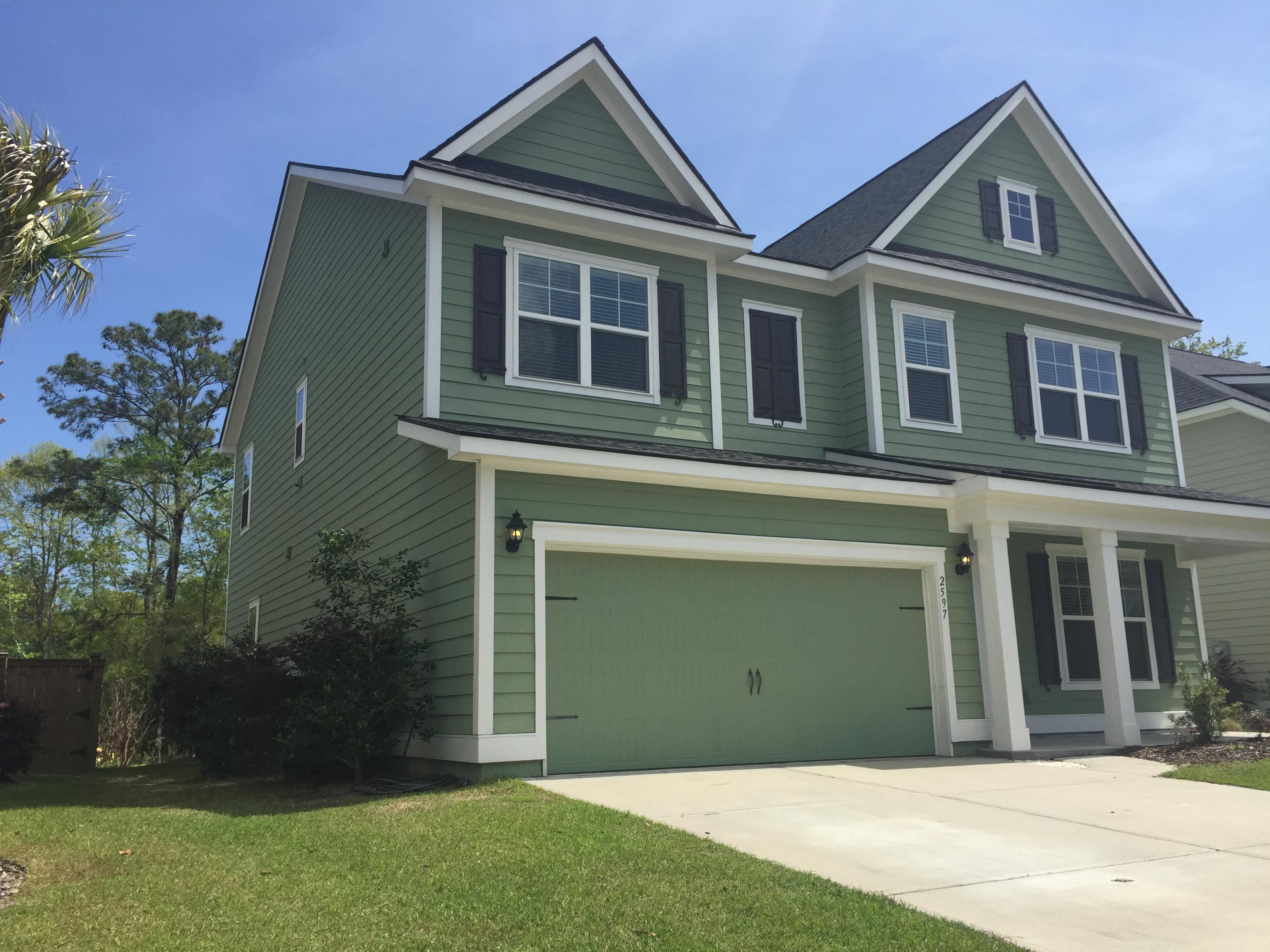 2597 Larch Lane Mount Pleasant, SC 29466