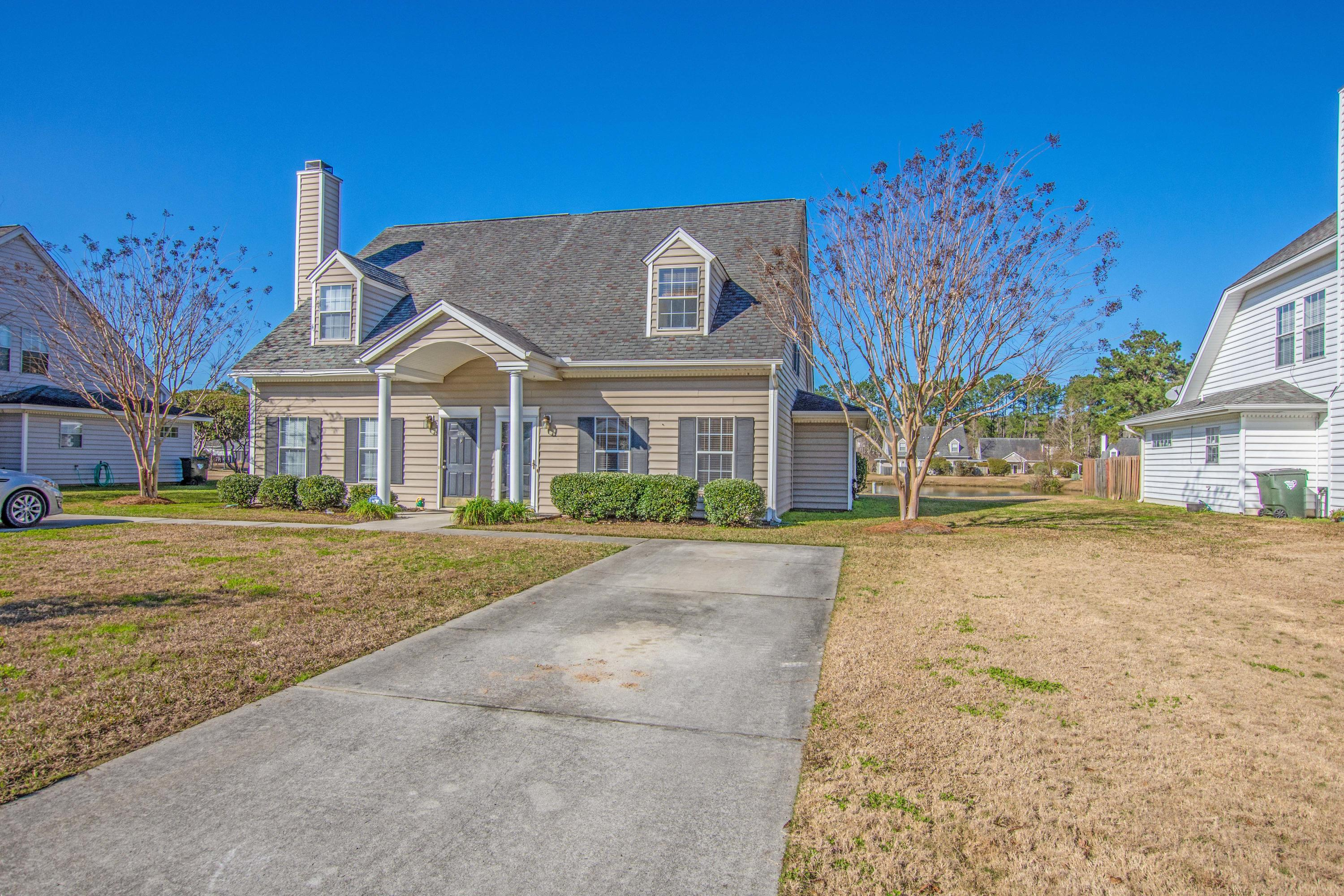 4868 Habersham Lane Summerville, SC 29485