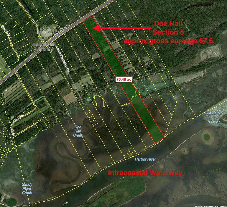 N Us-17 Mcclellanville, SC 29458